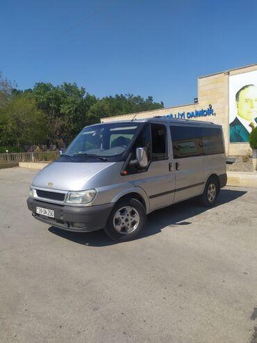 Ford Transit 2.4 l. 2003 | 335 km