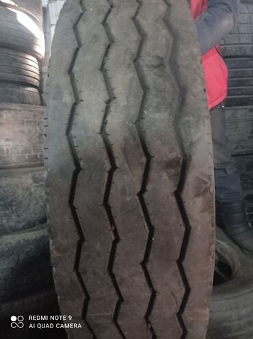 Шифер бу - Кыргызстан: Продаю бу шины на камаил,маз,хово. 9r20,10r20,11r12r5
