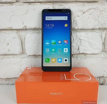 Redmi5/32GB в Балыкчи