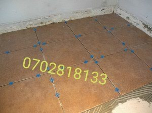 Укладка керамической плитки и натурального камня в Бишкек