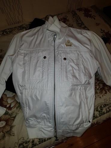 белые мужские куртки в Азербайджан: Мужские куртки L