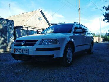 Volkswagen Passat 2 л. 2002 | 377000 км