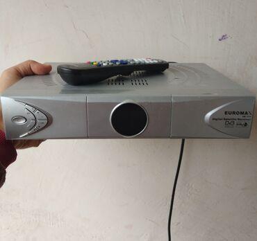 TV və video üçün aksesuarlar - İşlənmiş - Bakı: EuroMax ( Em777 ) - krosnu aparatı .Made in korea . ( Original məhsul