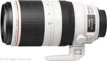 Объективы и фильтры - Кыргызстан: Продаю Canon EF 100-400mm f/4.5-5.6L IS USM Lens Review, очень