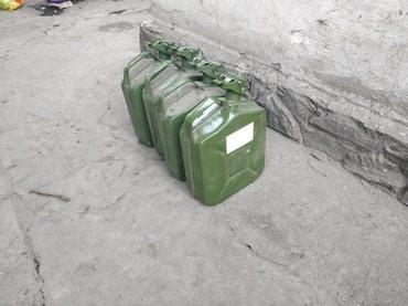 5-ти литровая канистра ( новая), у в Бишкек