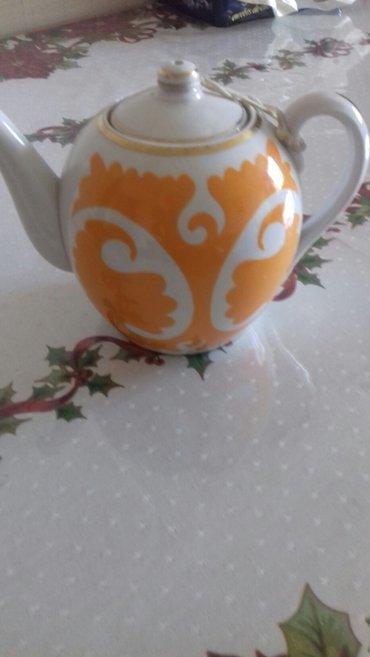 Bakı şəhərində Çaydanlar