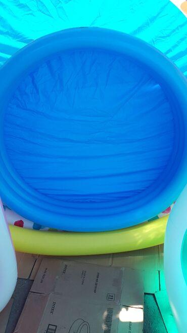 Надувные-бассейны-для-детей - Кыргызстан: Надувные бассейны детский  Размер 1,14 ×25