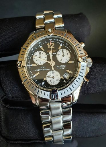 Бронза Мужские Наручные часы Breitling