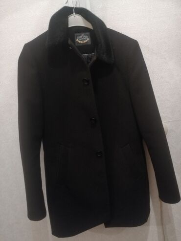 Продаю мужской турецкий пальто зимний)
