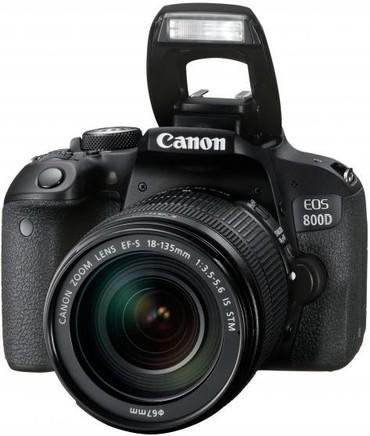 arenda-canon в Кыргызстан: Продаю новую камеру Canon EOS 800D в комплекте (сумка,шнур картридер)