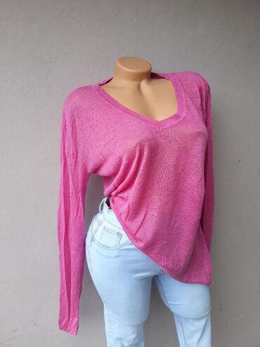 Košulje i bluze | Prokuplje: Končana bluza kao nova bez oštećenja  Velicina L