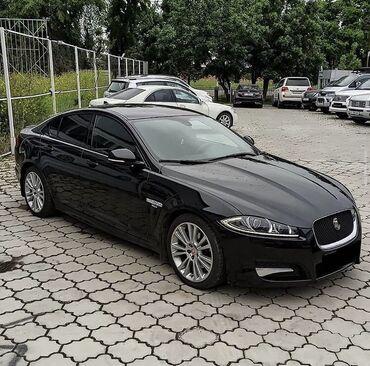 Jaguar - Кыргызстан: Jaguar XFR 2 л. 2014 | 47000 км