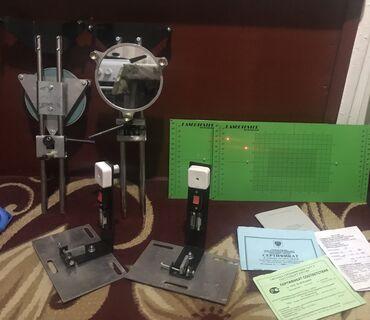 Оборудование для бизнеса в Беловодское: Продаю новый лазерный развал-схождение. Все подробности по телефону