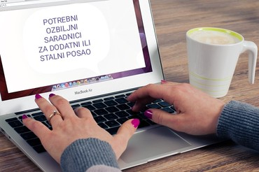 POTREBNI OZBILJNI SARADNICI ! - Belgrade