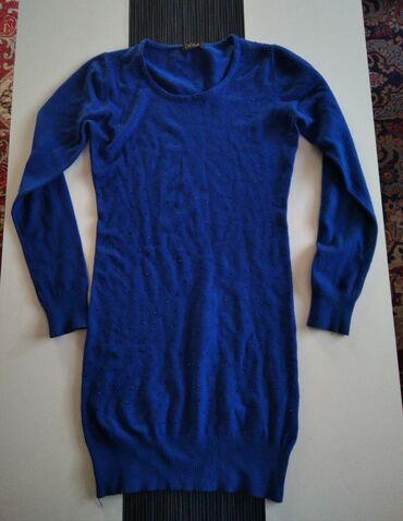 50 oglasa: Plava, uska haljina sa cirkonima. Predivan model, brutalno stoji