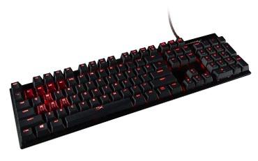 Kingston HyperX Alloy FPS-MX (HX-KB1BR1-RU/A5)Tip: klaviatura Marka