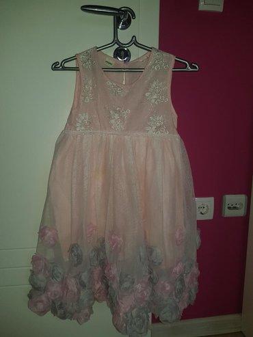 Haljina za devojčice  Veličina 9