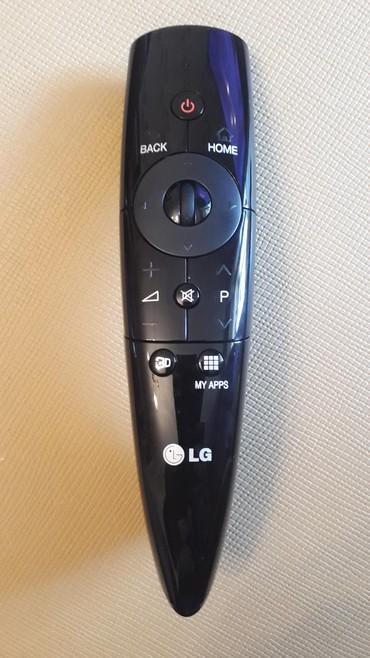 Bakı şəhərində Təmiz orijinal qutudan çıxan LG smart tv pultu təcili satılır