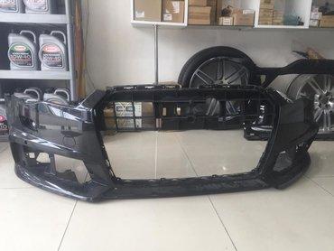 audi-80-26-at - Azərbaycan: Audi a6 2018 qabag buferi