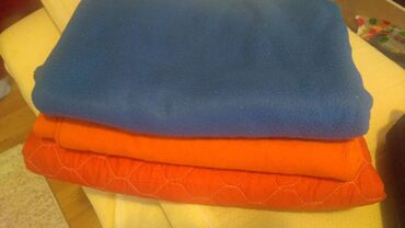 Nova step deka i dva polar cebeta,sve 1500dinara. Singl,standardna