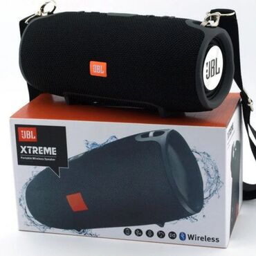 JBL Xtreme Mini – это полнофункциональная акустика, которая имеет