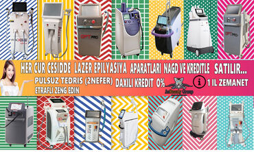 ipoteka ile satilan evler - Azərbaycan: Lazer aparatlari her cur cesidde yeni ve islenmis,diodlar satilir