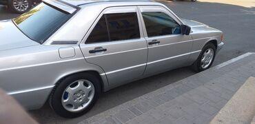 brilliance m2 1 8 at - Azərbaycan: Mercedes-Benz 190 (W201) 1.8 l. 1992 | 220000 km