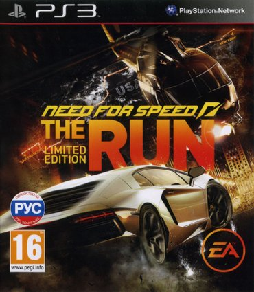Bakı şəhərində Need for speed the run (ps3)