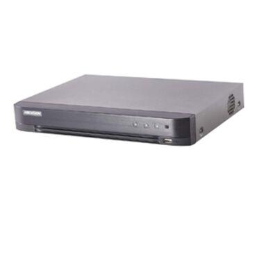 Hİkvision 7208HQHI-K2/8Audio8 Kanal 8 ses3 Mp2 İl zemanetÜnvan
