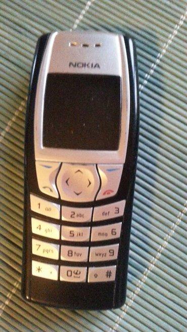 Mobilni telefoni - Trstenik: 065/4302132 nokia 6610 sa punjacem. Odlično očuvana spolja, radi bez