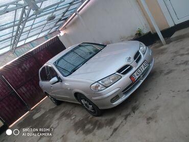 Рено ниссан - Кыргызстан: Nissan Almera 1.8 л. 2000   256 км