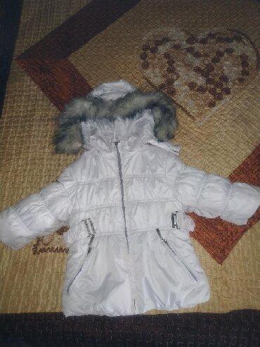 Верхняя одежда в Каинды: Зимняя курточка на 2-2,5 годика в хорошем состоянии
