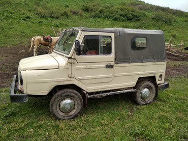 ЛуАЗ 969 1987 в Бишкек