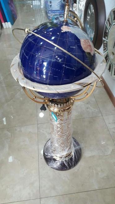 qlobus - Azərbaycan: Ofis ucun qlobus dekor