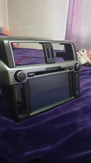Prado 150 Прадо 150 Головное устройство оригинал! Идеальное состояние!