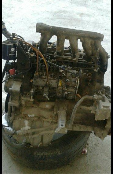 продаю мотор от муссо в идеальном состоянии имеется все форсунки аппар в Бишкек