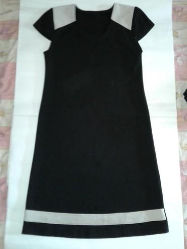 Личные вещи - Кировское: Чёрное платья для подросткового возраста (можно носить в школу на