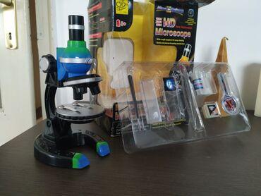 Alga HD microscope X100 X250 X500