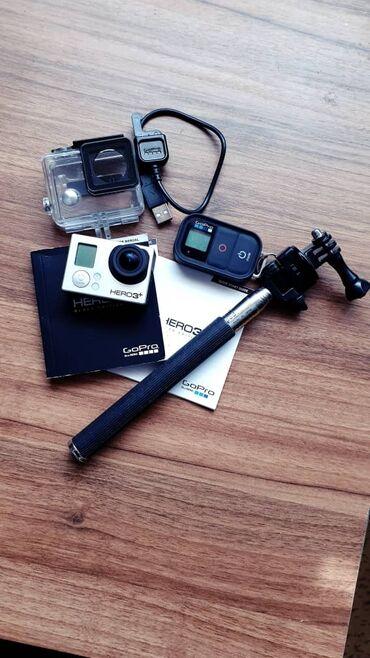 go pro hero 3 в Кыргызстан: Продаю многофункциональную камеру HERO Go Pro 3 в отличном состоянии