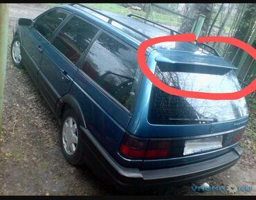 запчасти на volkswagen passat b3 в Кыргызстан: Куплю спойлер Passat b3-b4