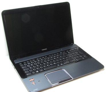 Sumqayıt şəhərində Toshiba Satellite L875 notebook
