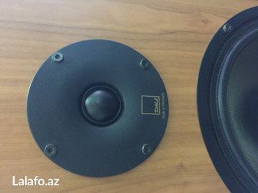 Bakı şəhərində Dali AXS800Акустика от премиум производителя с широкой и