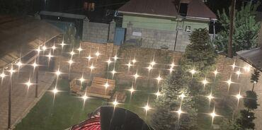 Продаю гирлянды с лампочками 60 метров для оформления ресторанов и коф
