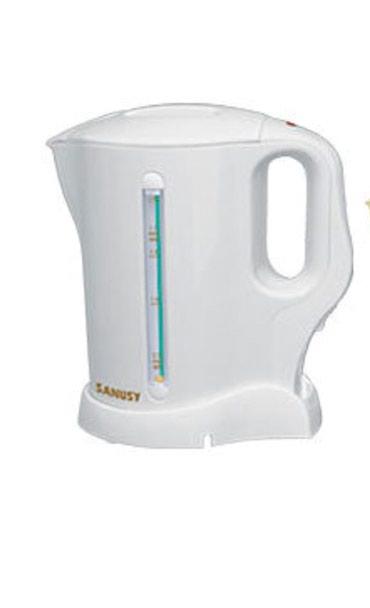 Bakı şəhərində Elektrik çaynik SANUSY SN-2104 modeli Tezedir.