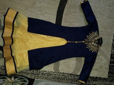 Новый детский индийский костюм на девочку 7-8 лет. пиджак из тафты, ук
