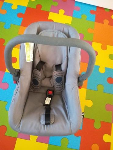 Autosediste za bebu od 0 do 10 kg,korisceno kratko - Svilajnac