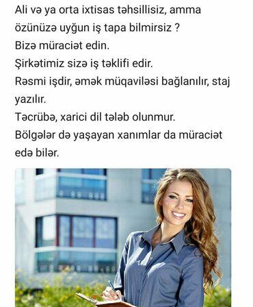 as - Azərbaycan: Salam xanımlar!İşimiz dövlət tərəfindən təsdiqlənibdir,əmək müqaviləsi