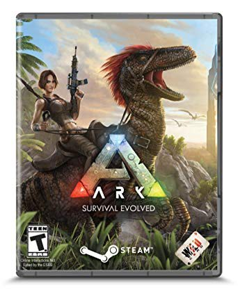 Igra - ARK SURVIVAL EVOLVED (Full) - Kosjeric