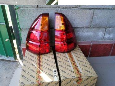 lexus slide в Кыргызстан: Фонари в Бишкеке. продаю задние фонари на лексус gx-470 в идеальном