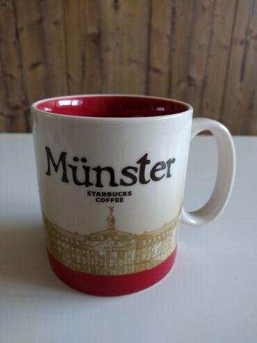 Starbucks šolja za kafu, čaj i ostale napitke. 473 ml. Veoma lepa